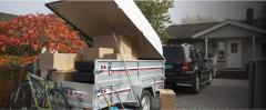 Varehengere Vi leverer varehengere som kan ha både forhøyningskarm og glassfibertopp i kombinasjon