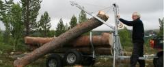 ATV - Tømmer Unik for landbruk, jegere og skogsarbeidere
