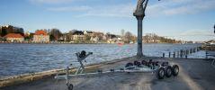 Oppslagshenger Perfekt for lagring av båten på vinteren