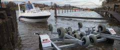 P 1821T Enkel og sikker opptak av din båt